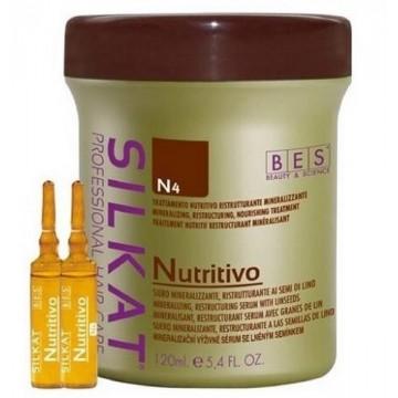 BES Silkat Nutritivo Treatment N4  12x10ml