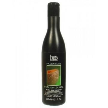 BES Fragrance Melon Juice hair & body shampoo 300ml