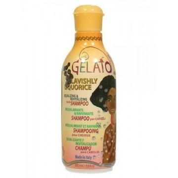 BES Gelato Lavishly Liquorice equalizing & revitalizing shampoo 250ml
