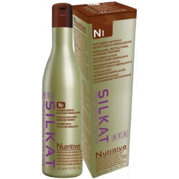 BES Silkat Nutritivo Shampoo N1  300ml