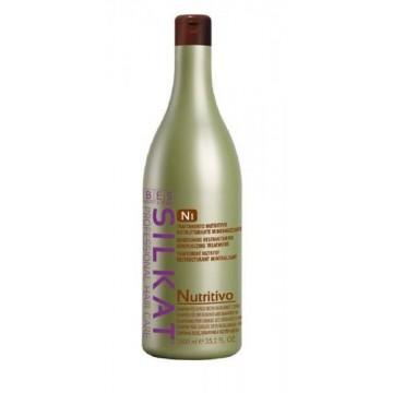 BES Silkat Nutritivo Shampoo N1 1000ml