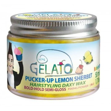BES Gelato Lemon Sherbet wax power XL 50ml