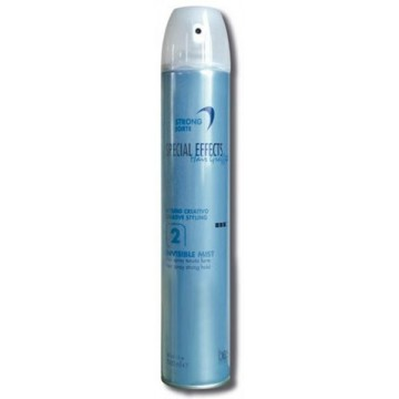 BES Special Effects INVISIBLE MIST HAIR SPRAY STRONG HOLD nr.2 500ml