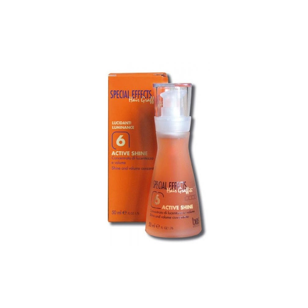 BES Special Effects Active Shine Volumre nr.6 50ml