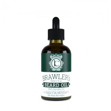 Lavish Care Brawler's Cannabis Bartöl 30ml