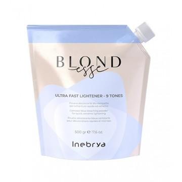 Inebrya BLONDesse Ultra Fast Lightener - 9 Tones 500g