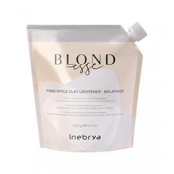 Inebrya BLONDesse Free Style Clay Lightener - Bayalage 400g