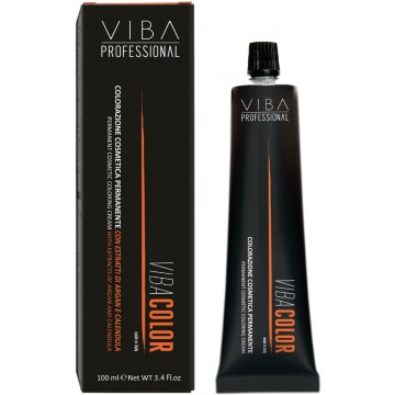 VIBA Color 100ml - 7.34 Medium Golden Copper Blonde