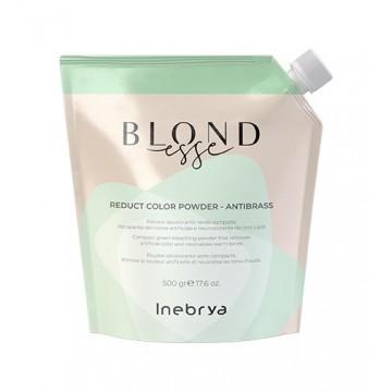 Inebrya BLONDesse Reduct Color Powder - Antibrass 500g