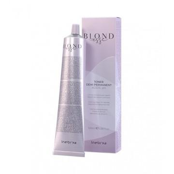 Inebrya BLONDesse Toner Demi Permanent DT09 Light Cream Pearl 100ml