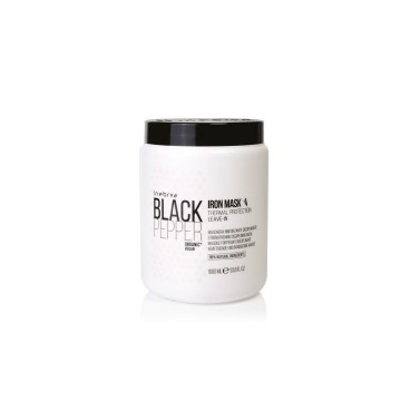 Inebrya Black Pepper Iron Mask 1000ml