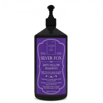 Lavish Care Silver Fox Shampoo 1000ml