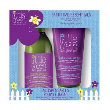 Little Green Kids Bathtime Essentials – Geschenkset