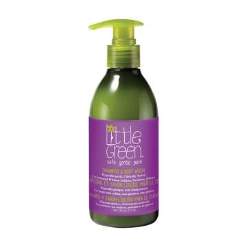 Little Green Kids Shampoo und Duschgel 240ml