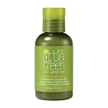 Little Green Baby Shampoo und Duschgel 60ml