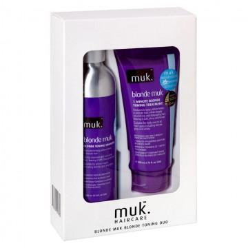 muk™ Blonde muk Shampoo +...