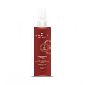BRELIL SOLAIRE HAIR&BODY OIL 150ML