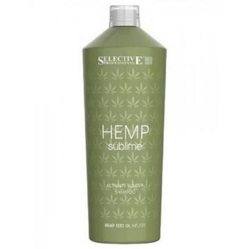 SELECTIVE Hemp Sublime ULTIMATE LUXURY SHAMPOO, 1L