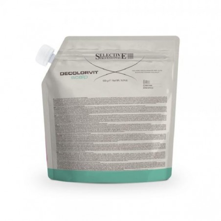 Selective Professional Decolorvit Scalp Bleaching Powder 500 g