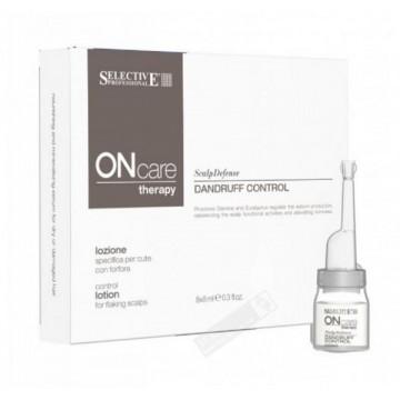 SELECTIVE ONcare Dandruff Control Lotion, 8 x 8 ml