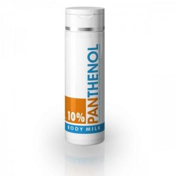 Bodymilk mit 10% D-Panthenol, Joghurt, Mandelöl und Vitamin E - 200 ml
